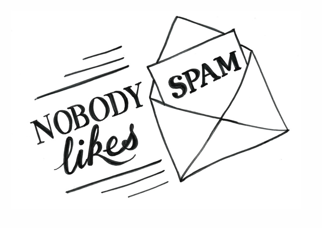nobody likes spam