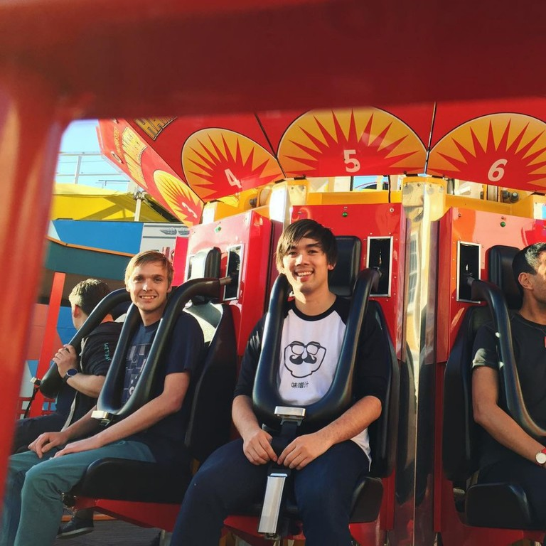 Web Directions 2015: Rollercoaster ride