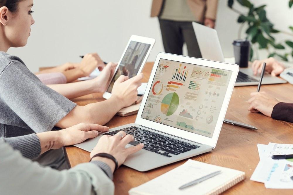Social media monitoring report
