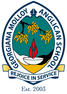 Georgiana Molloy Anglican School logo