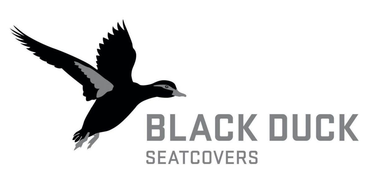 Black Duck® SeatCovers logo