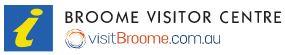 Broome Visitor Centre logo