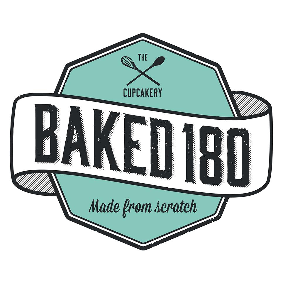 Baked 180 logo
